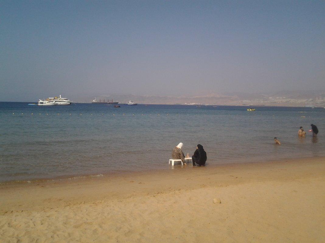Красное море.Из жизни отдыхающих. - Жанна Викторовна
