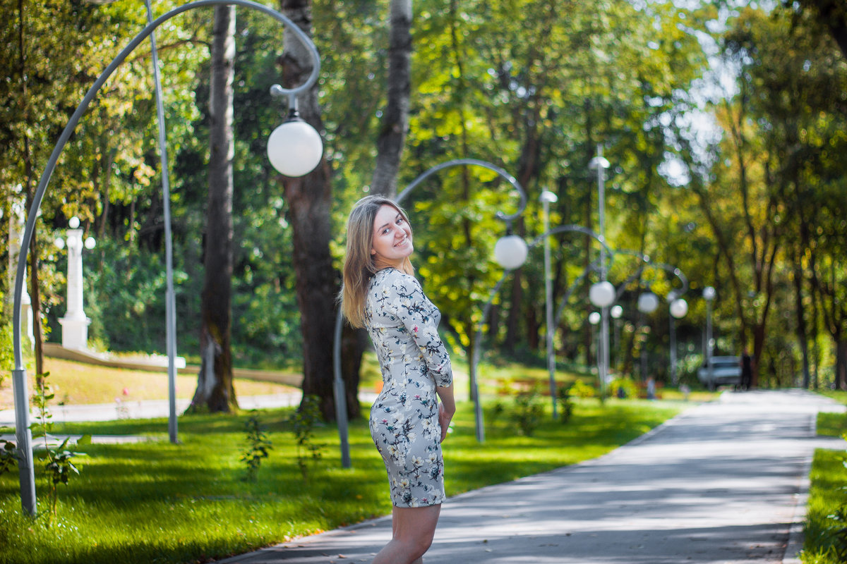 Оксана - Анастасия Хорошилова