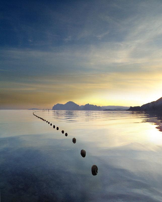 спокойствие моря и небес - viton