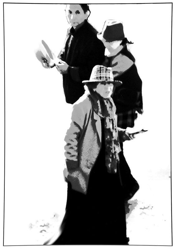 шляпоносцы и шляпоносицы - sv.kaschuk