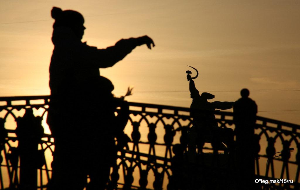 ритмы города-игра теней - Олег Лукьянов
