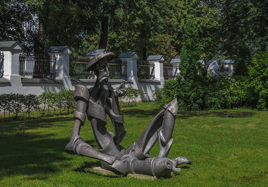 Дон Кихот - Сергей Цветков