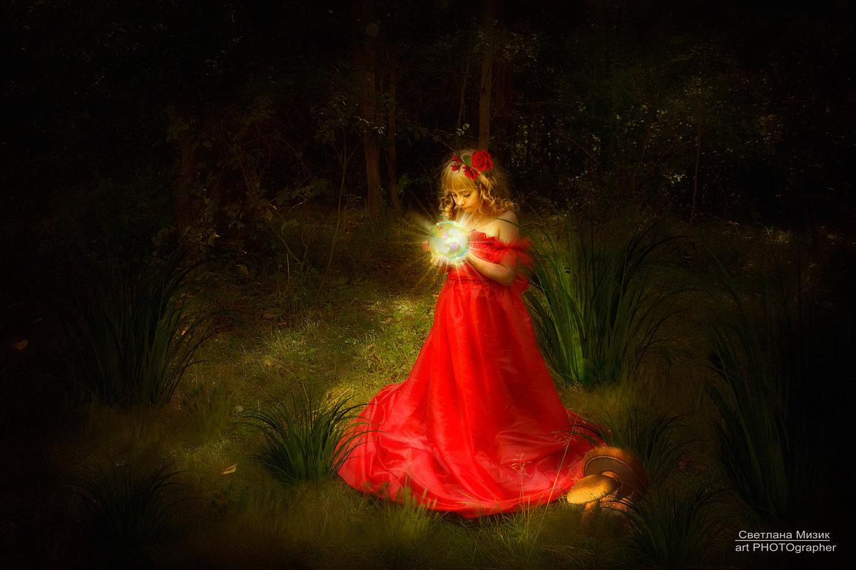 магический шар - Светлана Мизик