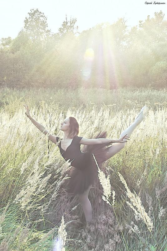 Балет (на закате солнца)... - Сергей Гутерман