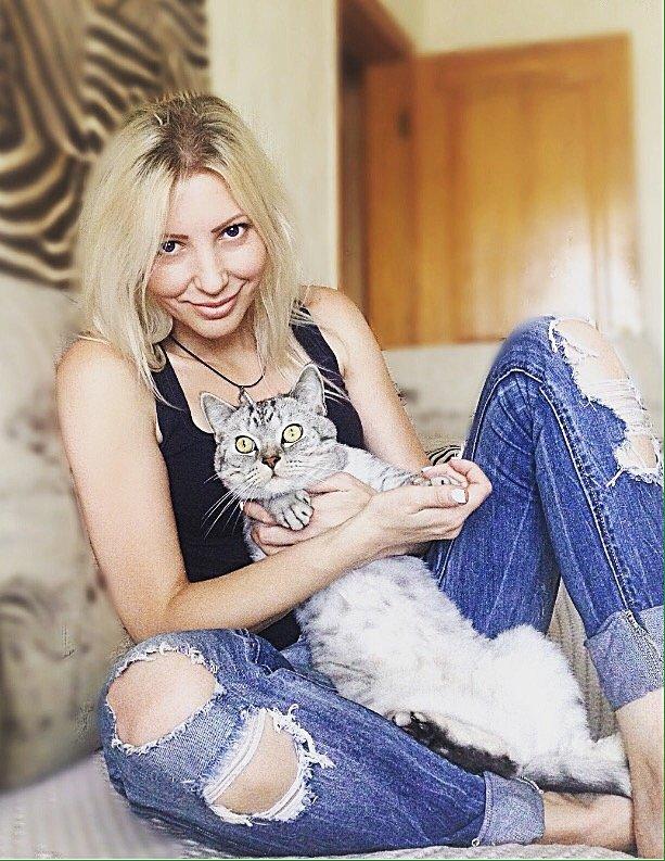 Без кота жизнь не та - O... Z...