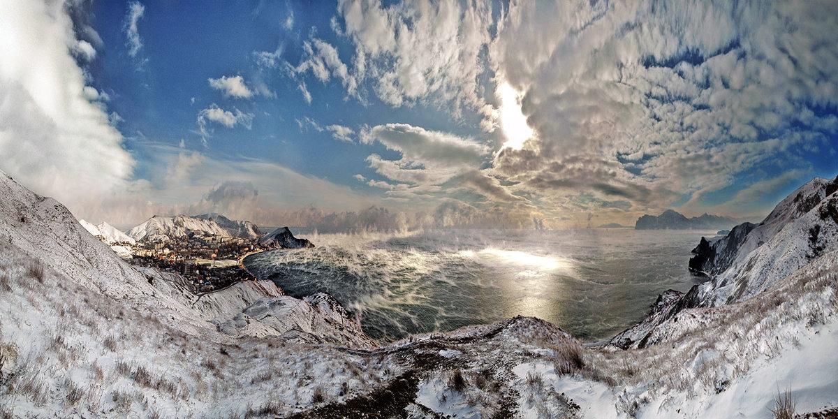 зимняя сказка Киммерии - viton