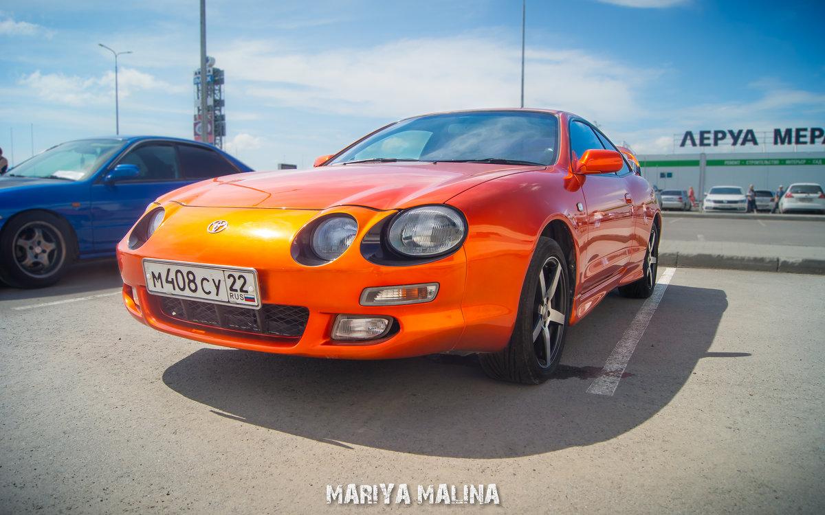 Toyota Celica - Мария Малина