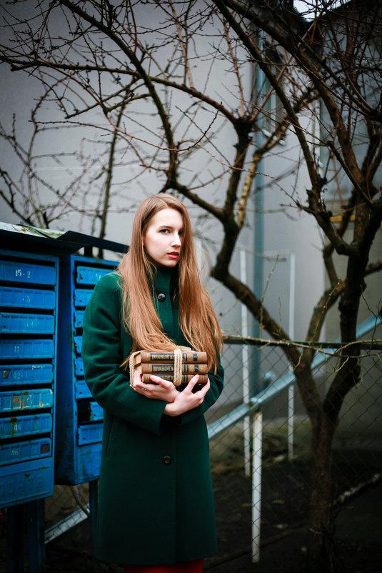 Elitism - KATYA DAVLETOVA
