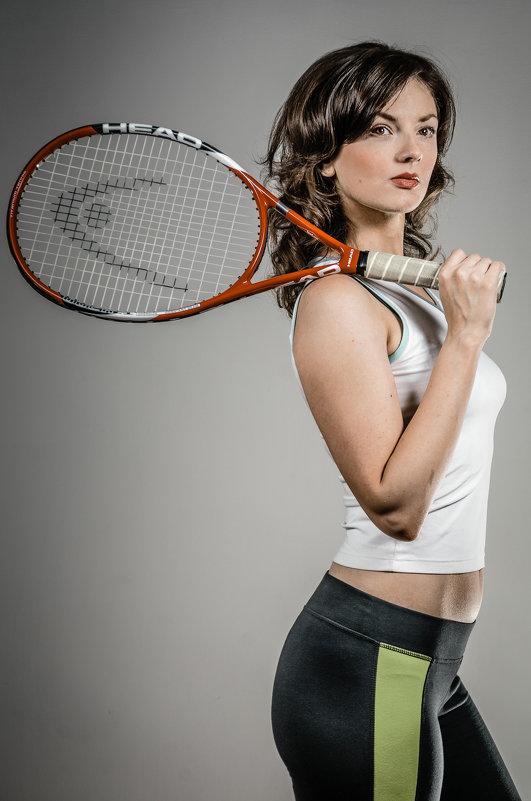 Теннис - Константин Железнов