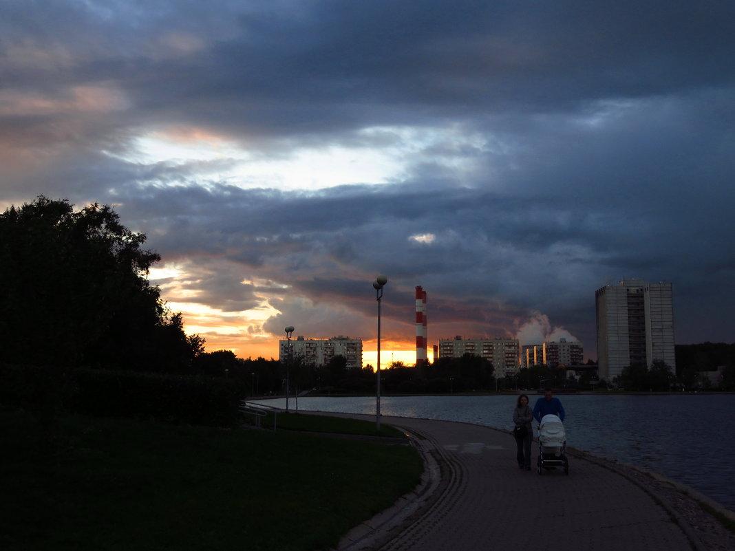 О пользе для здоровья велопрогулок после работы - Андрей Лукьянов