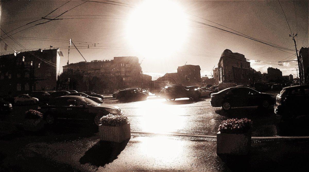 СОЛНЦЕ - Владимир  Зотов