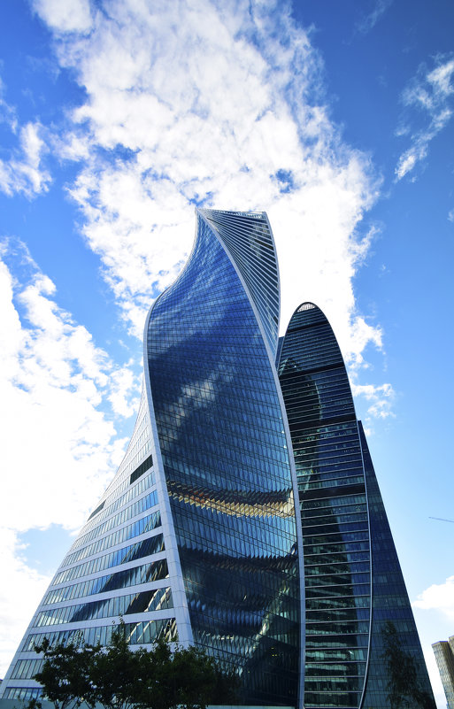Москва-Сити - Александр Сидоров