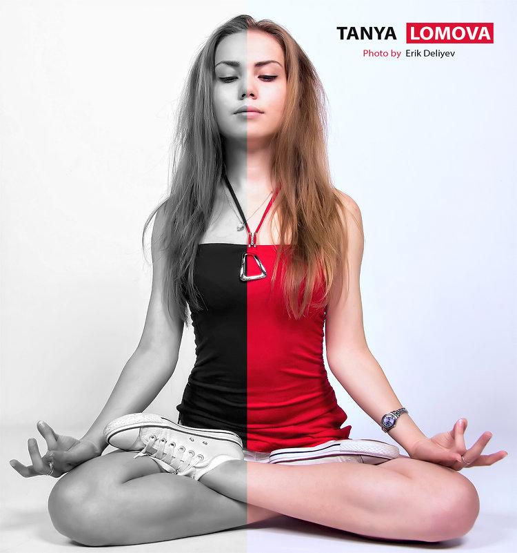 Модель: Таня - Эрик Делиев