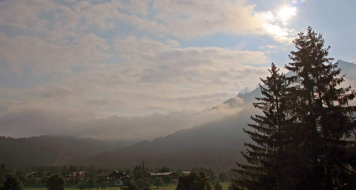 Утро в Альпах - Alexander Andronik