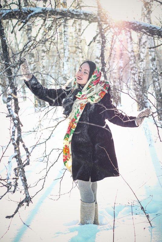 Морозное утро - Ольга Микова