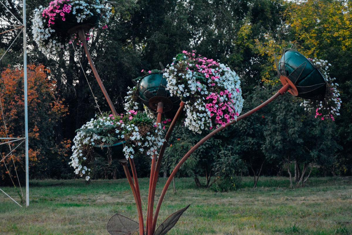 цветы  на ножках - Света Кондрашова