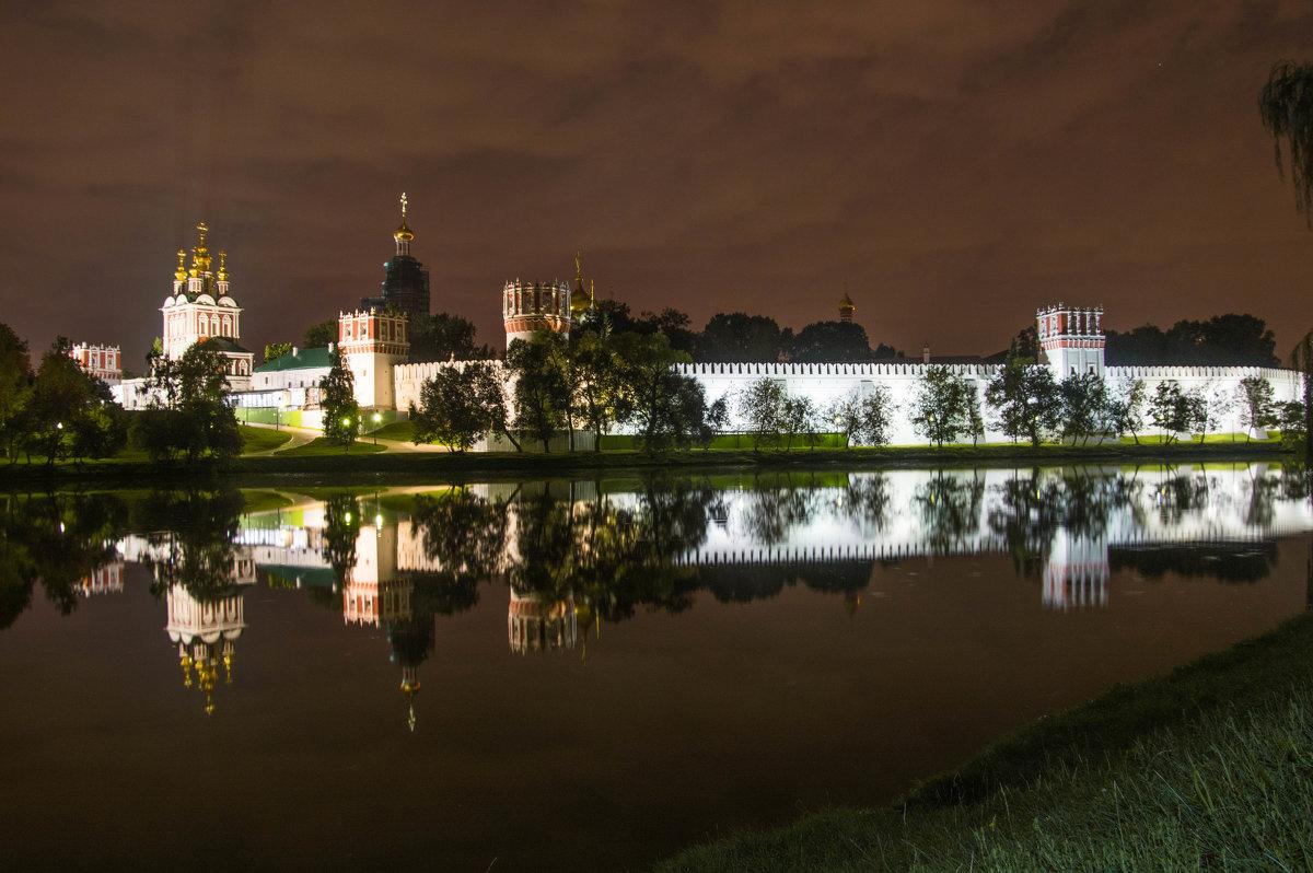 Новодевичий монастырь. - Маry ...