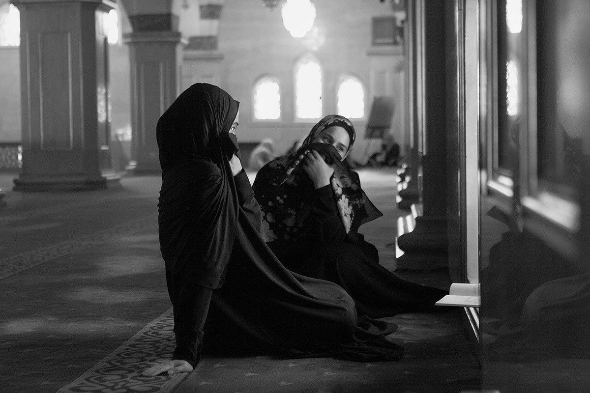 В мечети - Ольга Юсупова