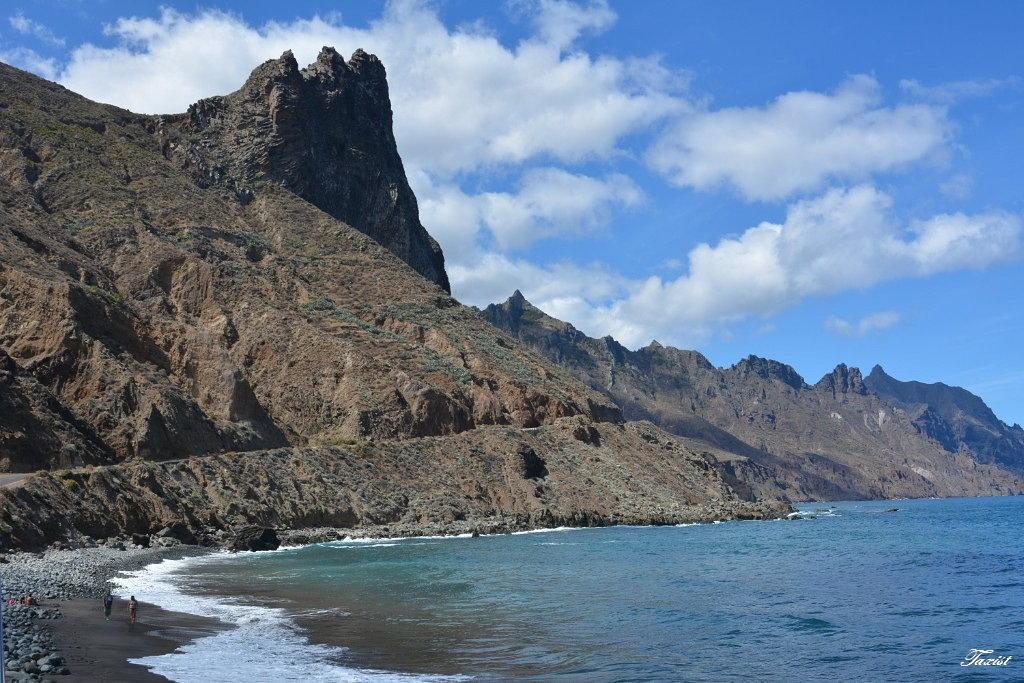 Островной пейзаж о.Тенерифе - Paparazzi
