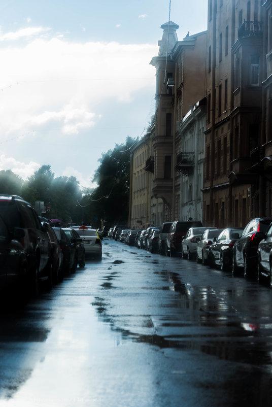 После дождя.. - Ирина Малышева