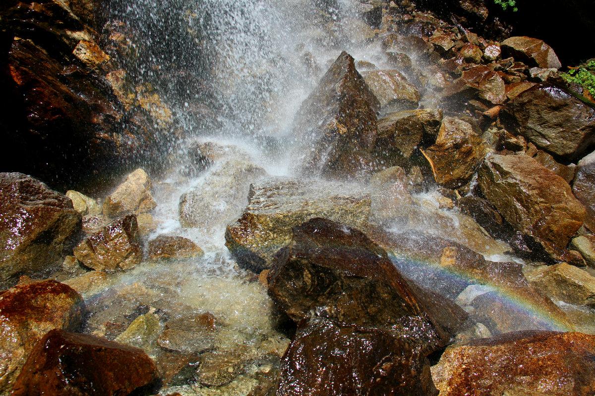 Волшебство водопада - Светлана Попова