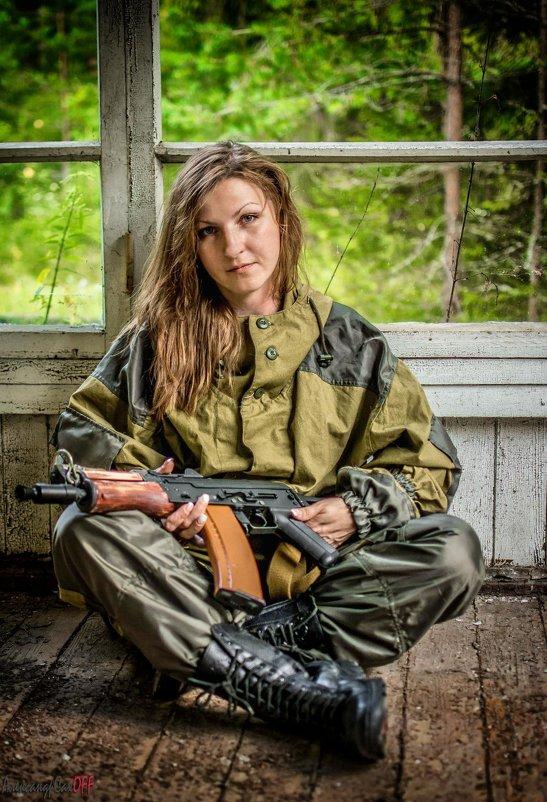 В стиле милитари - Bastard