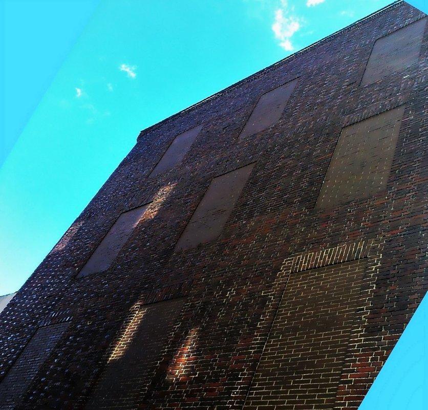 Замурованные окна - Валерий Розенталь
