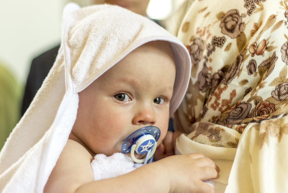 Крещение - Константин
