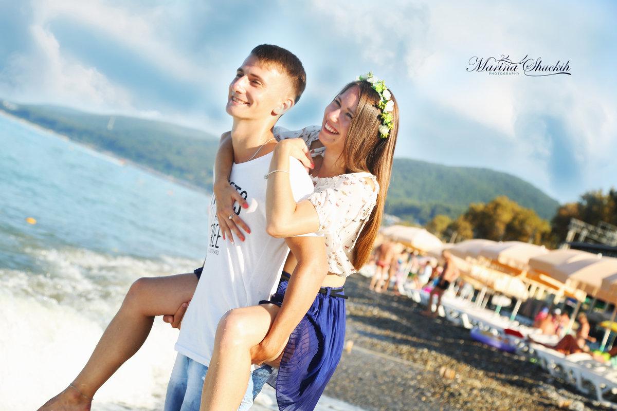 Дмитрий и Виктория - Марина Щуцких
