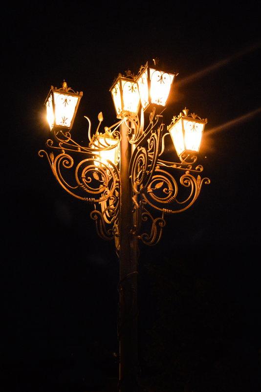 Ночь, улица, фонарь... - Антон Криухов