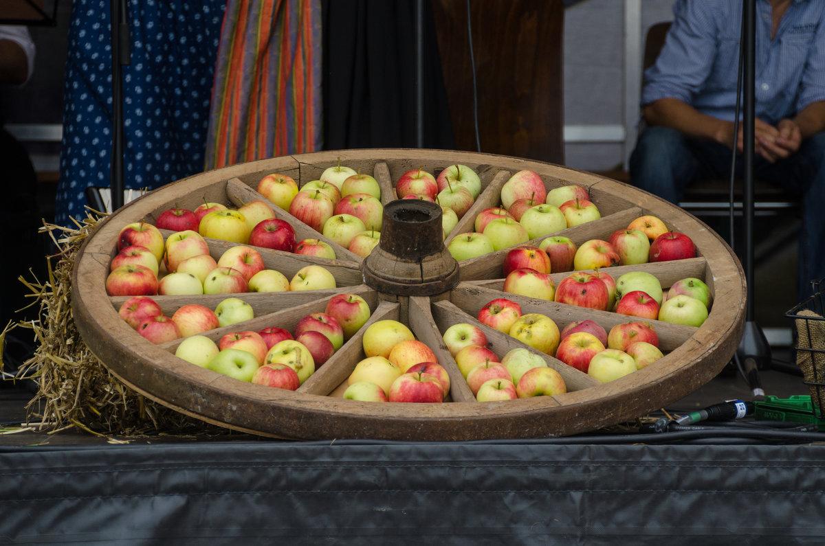 Apfelrad (Яблочное колесо) - Eugen Pracht