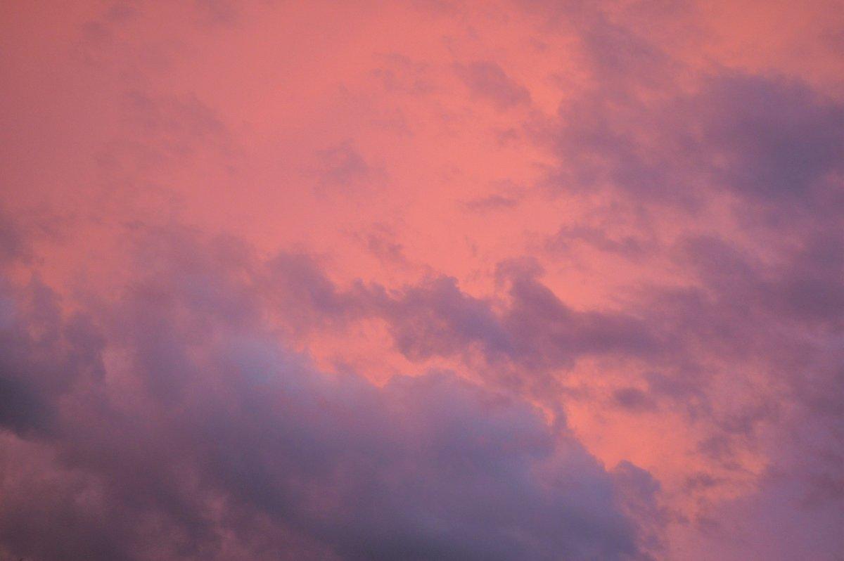 Розовое небо - Анна