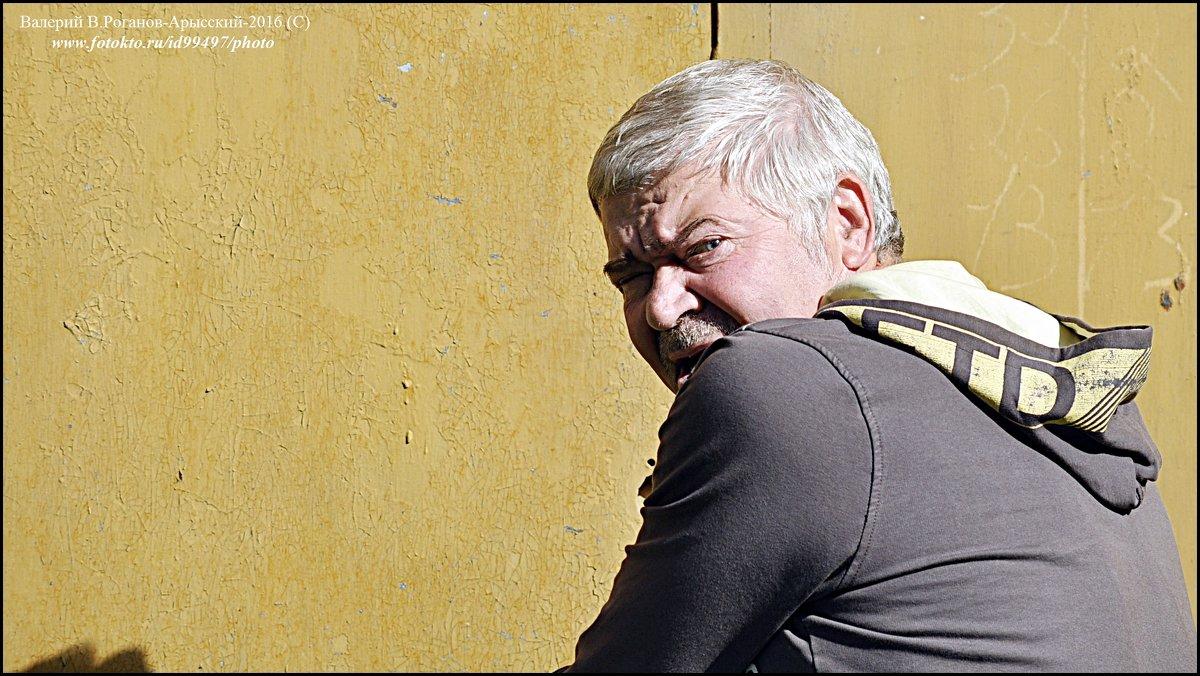 ПЕТРОВИЧ(2) - Валерий Викторович РОГАНОВ-АРЫССКИЙ