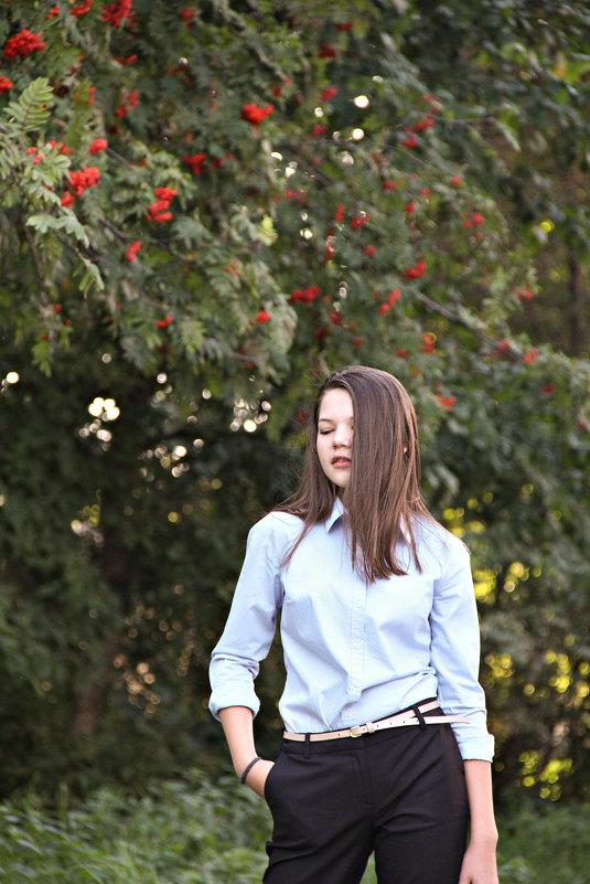 Начало Осени - Алина