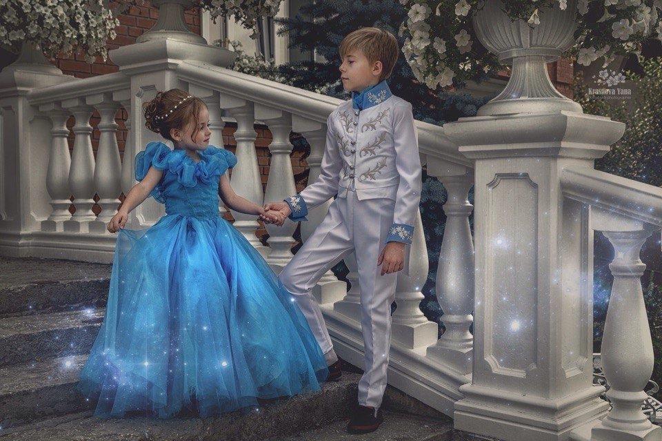 Золушка и принц - Яна Краснова