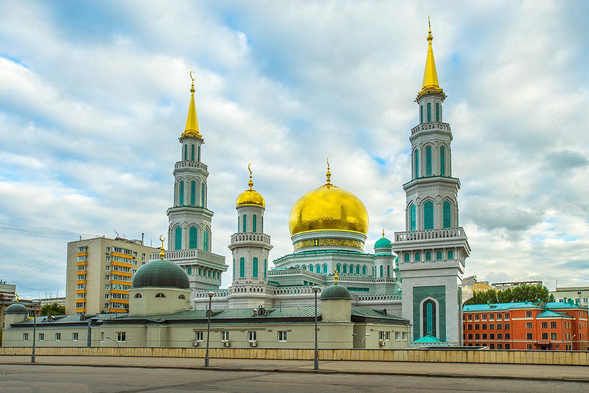 Москва, мечеть - Игорь Герман