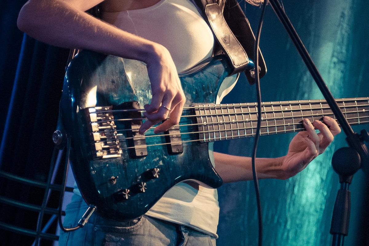Бас-гитара - Stanislav K