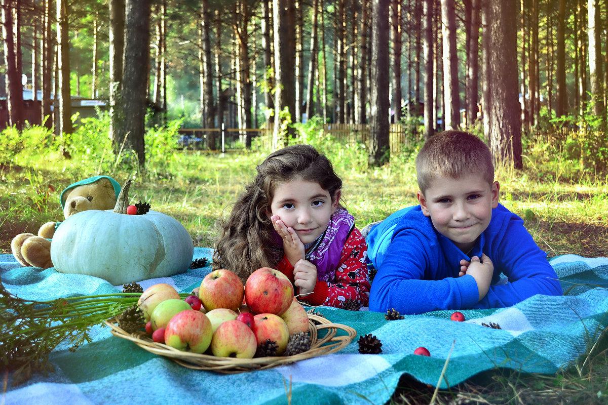 Осень - Валентина