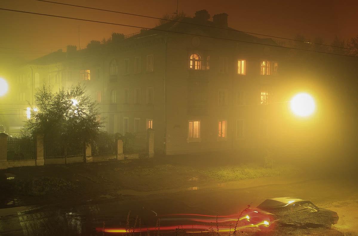 туман - Ольга Чазова