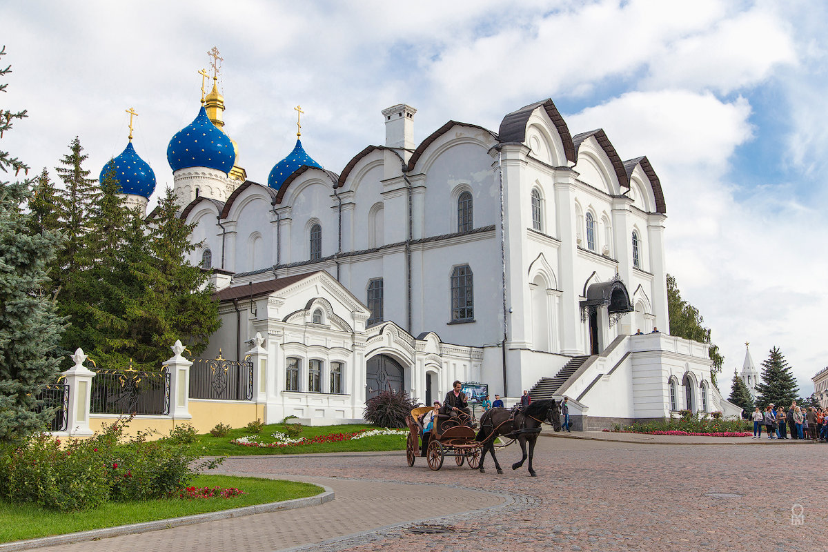 Благовещенский собор казанского кремля - Олег Манаенков