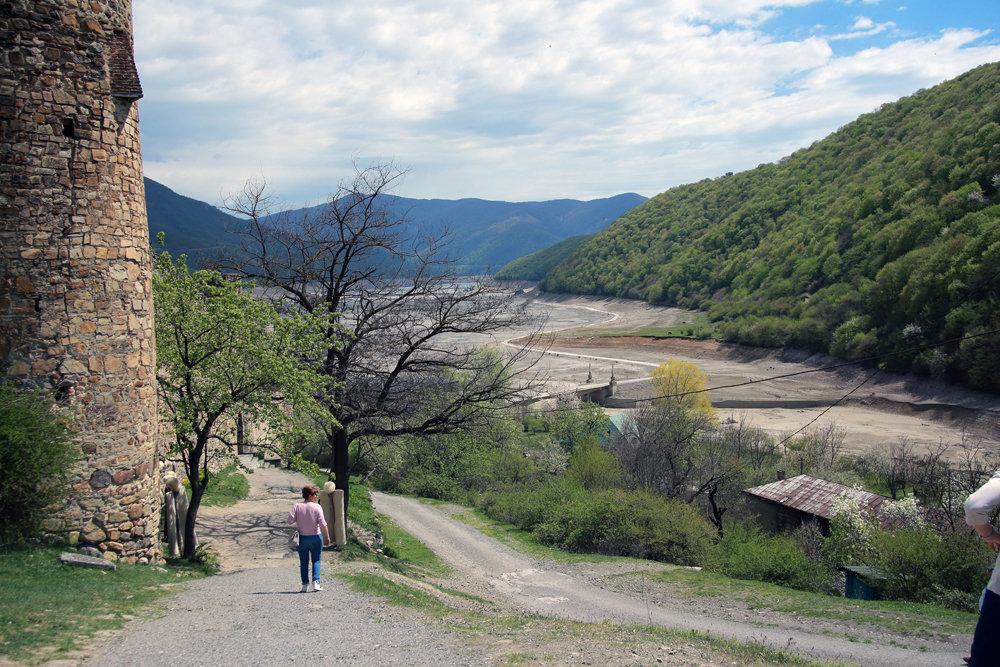 долина в Горах - Лидия кутузова