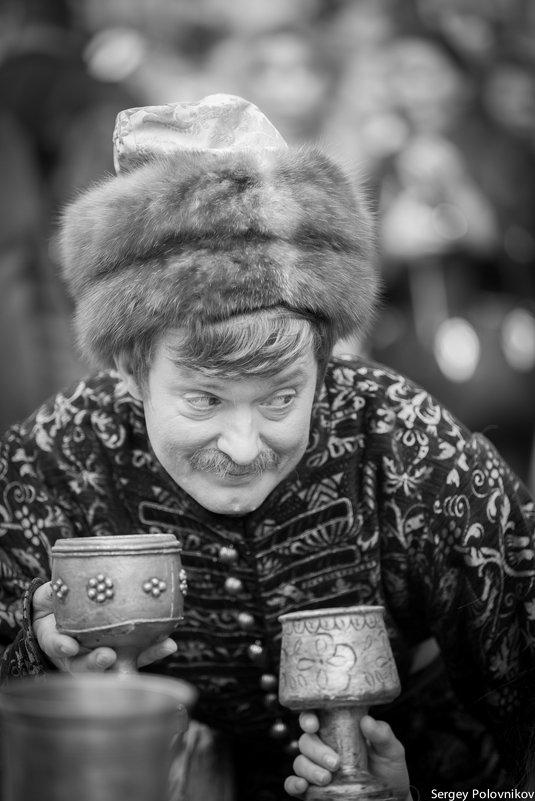 Милославский в Москве (проездом) - Sergey Polovnikov