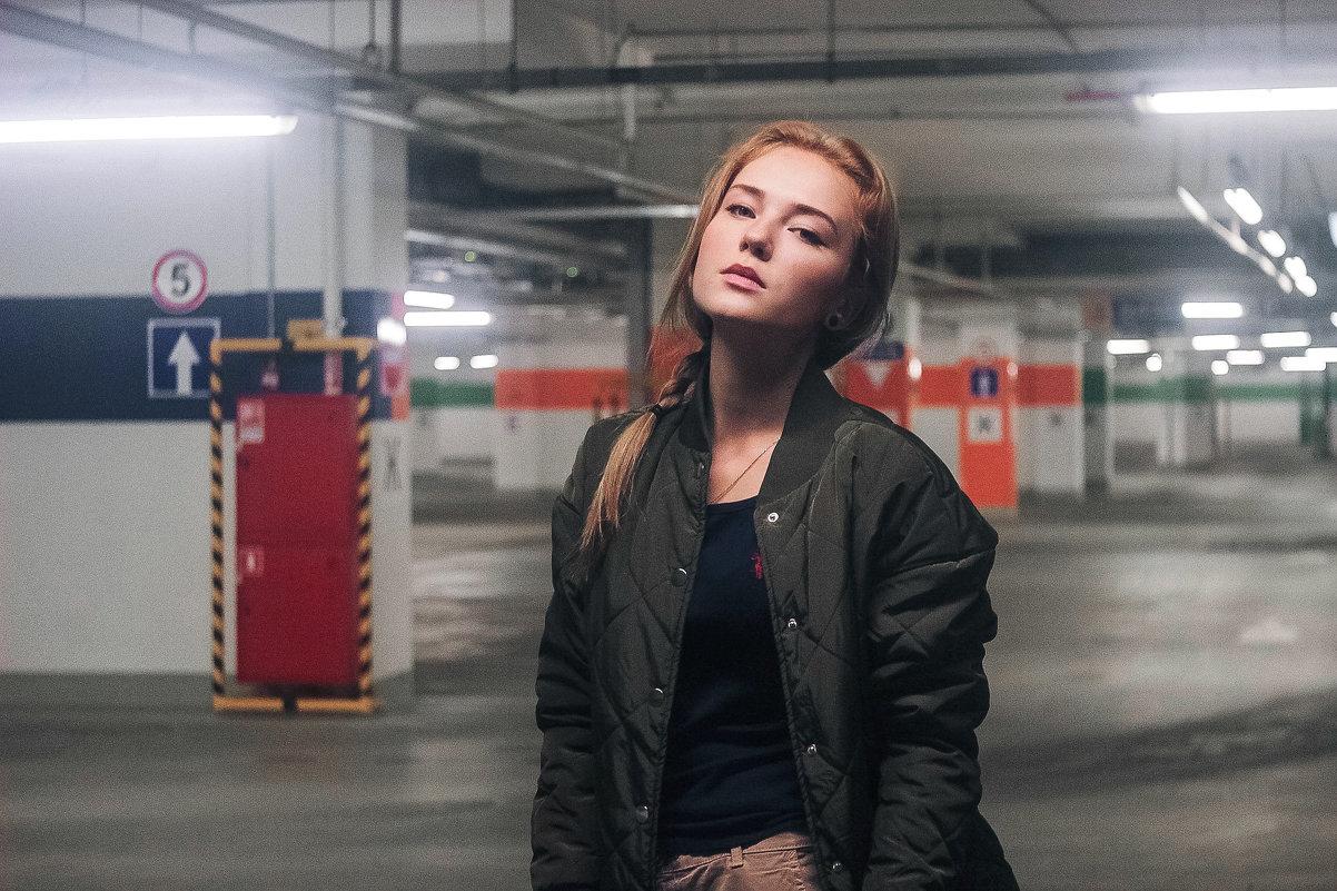 Полина - Люба Кондрашева