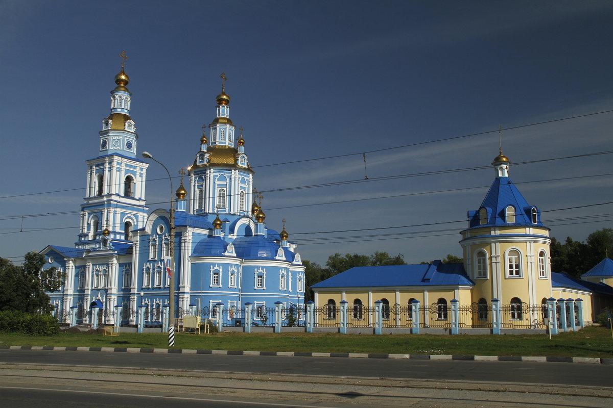 Церковь в Ульяновске - esadesign Егерев