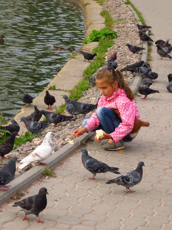Она их просто любит - Андрей Лукьянов