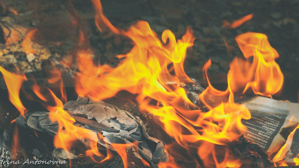 Рукописи не горят... - Ирина Антоновна