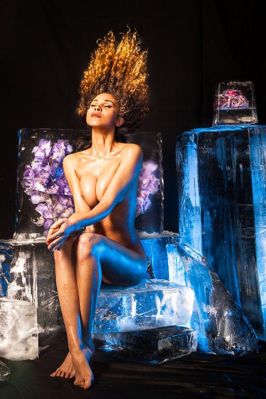 Ледяная скульптура - Aleksandr Simakov