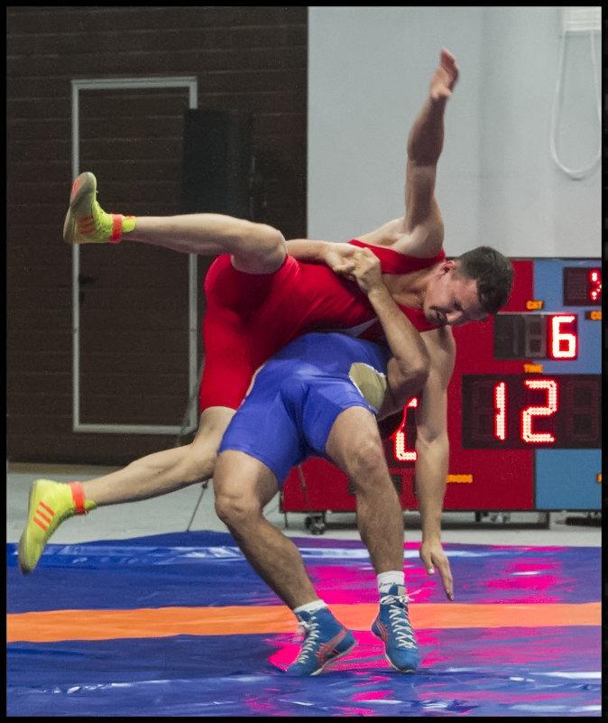 Победный бросок - Алексей Патлах