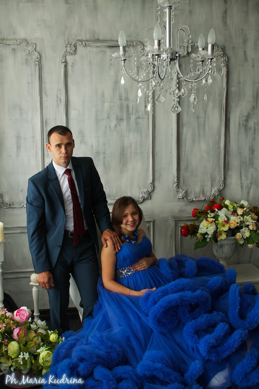В ожидании чуда - Мария Кудрина