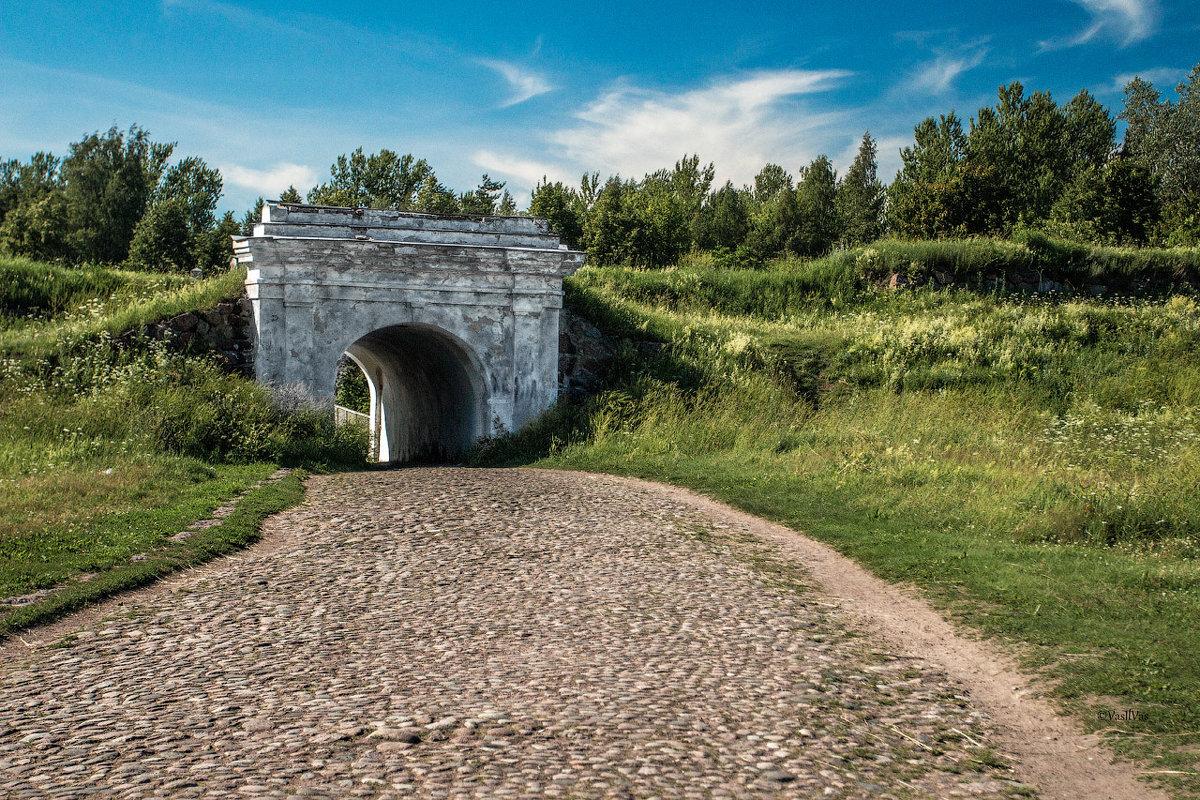 Raveline gate. - Илья В.